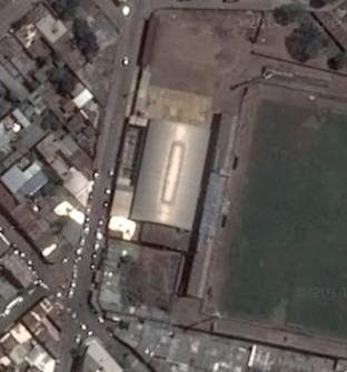 Microestadio Talleres Perico map