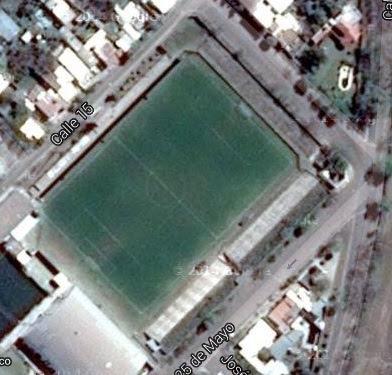 Estadio de Cultural Argentino de General Pico google map