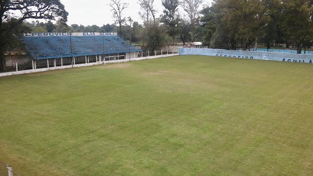 cancha de Deportivo Aguilares tribuna4