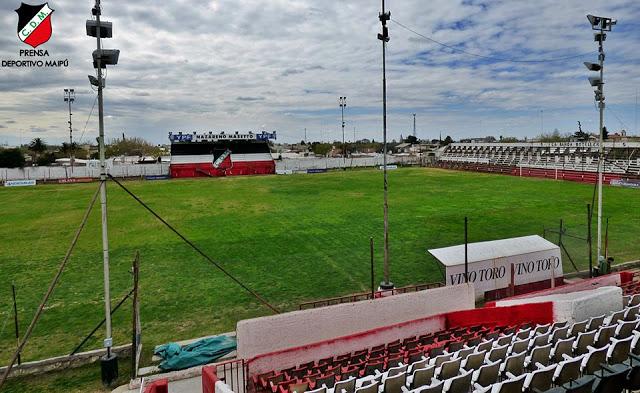 cancha de Deportivo Maipú1