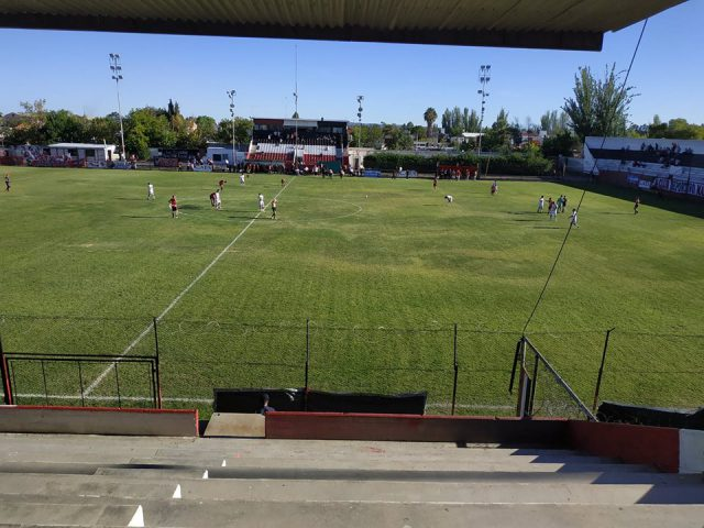 estadio deportivo maipu mendoza