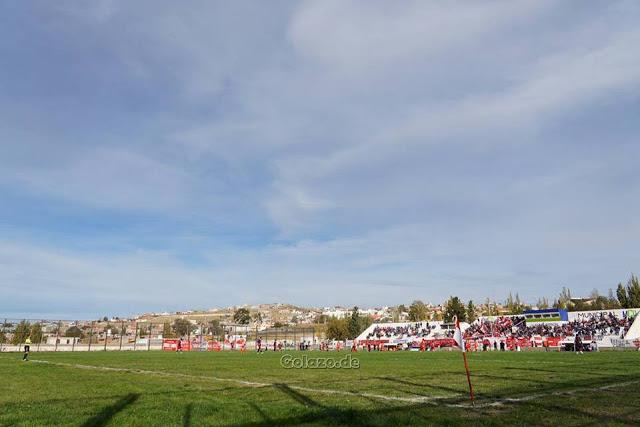 Estadio Municipal Caleta Olivia
