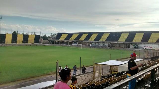 Mitre Santiago del Estero tribuna