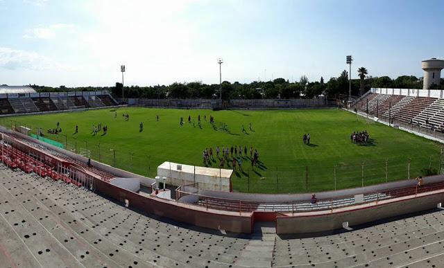 Estadio San Martín Mendoza panoramica