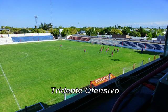 cancha de Sportivo Pedal de Mendoza tribuna3