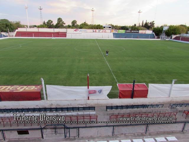 cancha de Sportivo Pedal de Mendoza tribuna2