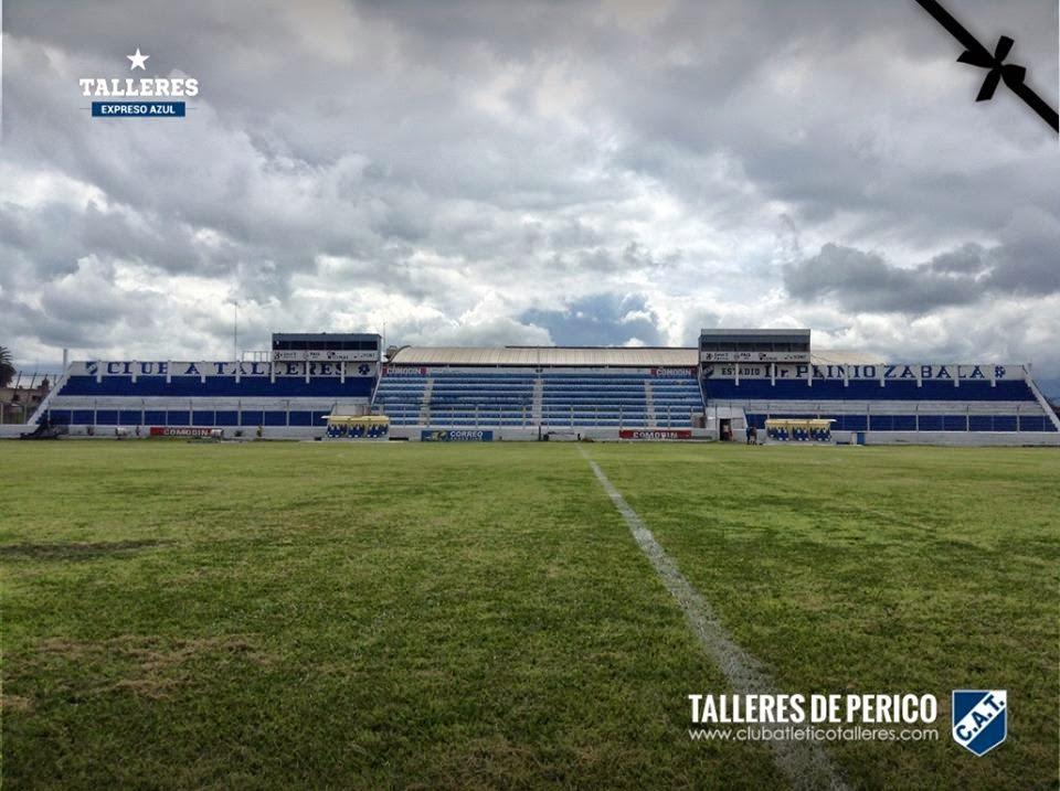 Estadio de Talleres de Perico platea