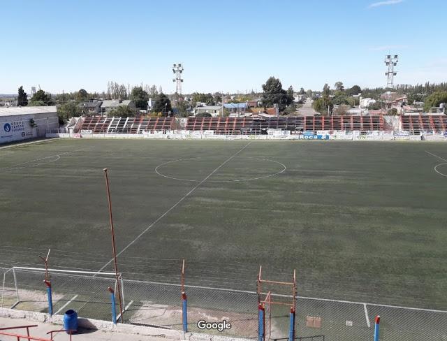 cancha Deportivo Roca tribuna