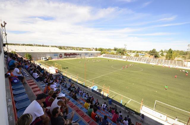 cancha Deportivo Roca