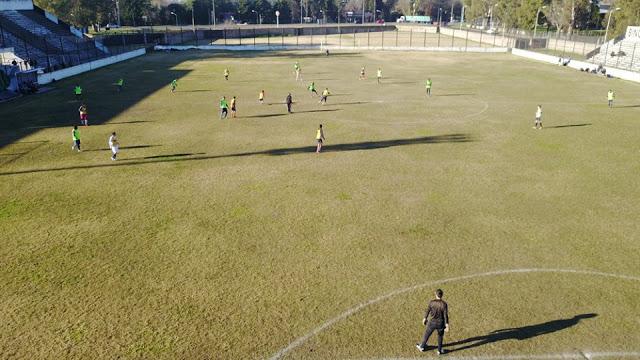 Estadio Carlos Barraza Pilar
