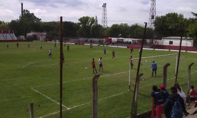 Estadio Liga Mercedina de Fútbol4
