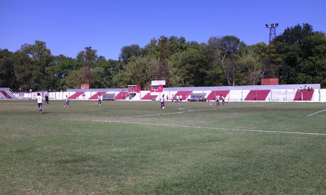 Liga Mercedina de Fútbol tribuna2