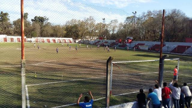 cancha Liga Mercedina de Fútbol5