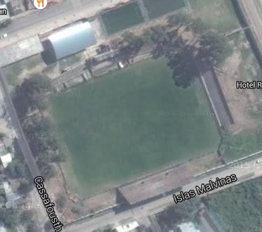 Güemes Santiago del Estero google map