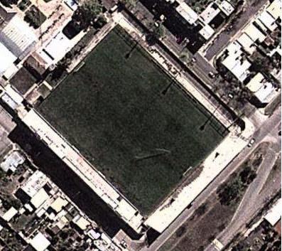 Huracán Tres Arroyos google map