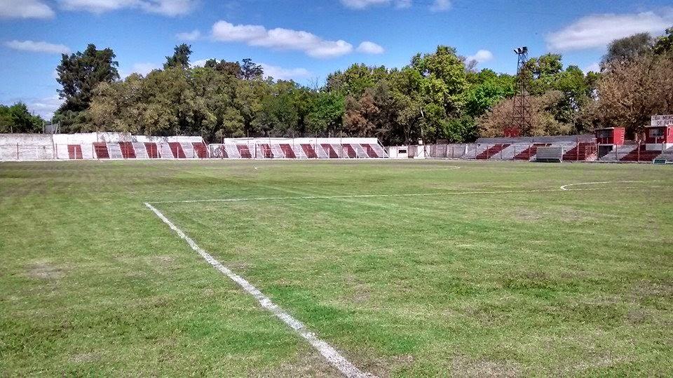 Estadio de la Liga Mercedina de Fútbol tribunas