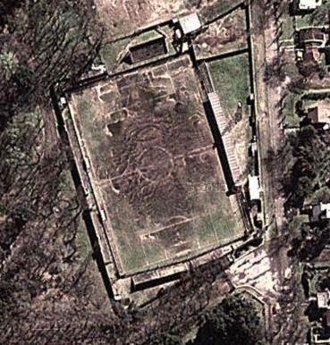 Estadio de la Liga Mercedina de Futbol google map