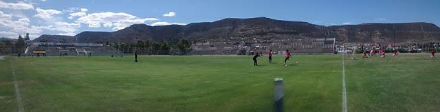 Estadio Comodoro panoramica