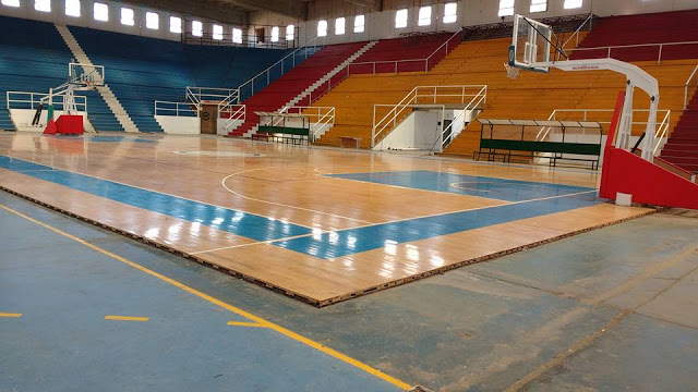 Estadio Polideportivo Carlos Saul Menem