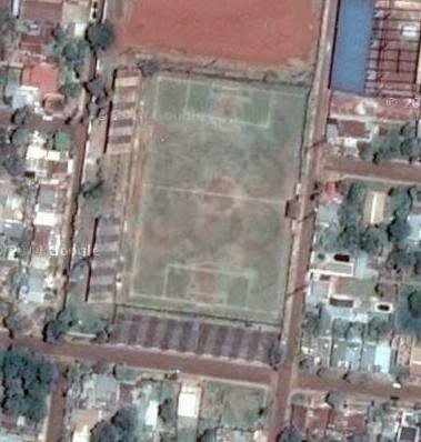 cancha de Bartolomé Mitre de Posadas google map