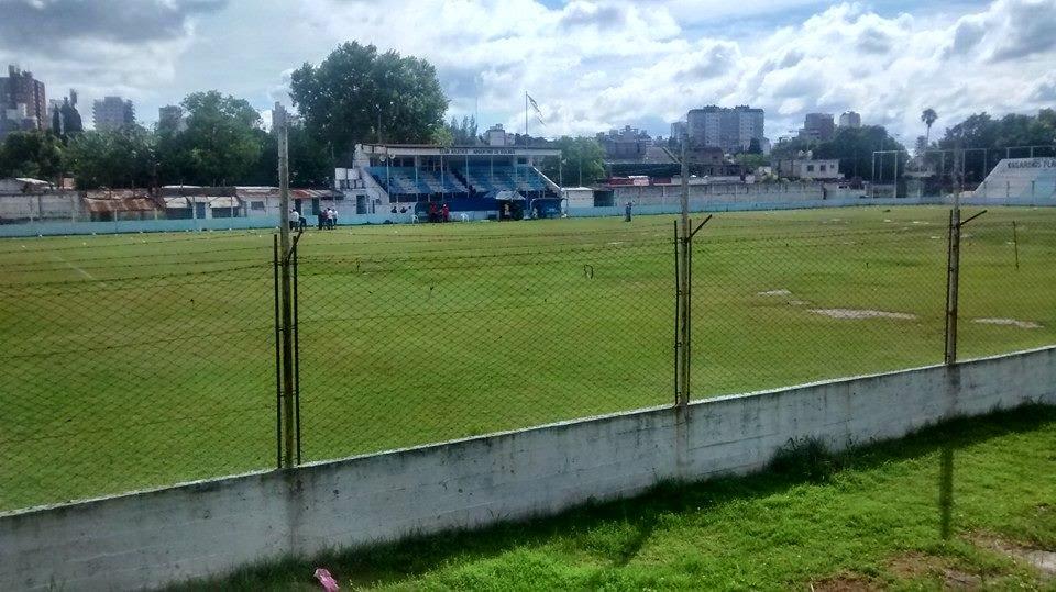 Estadio de Argentino de Quilmes platea