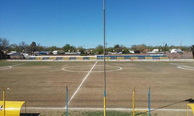 estadio Andes FBC General Alvear