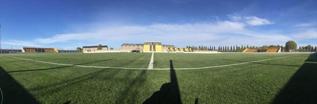 estadio Abel Sastre panoramica