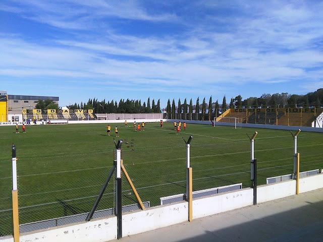 Deportivo Madryn tribuna