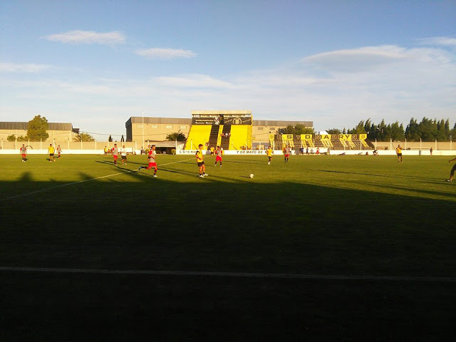 Estadio Deportivo Madryn