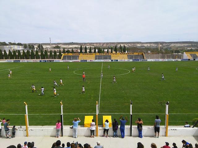Estadio Madryn