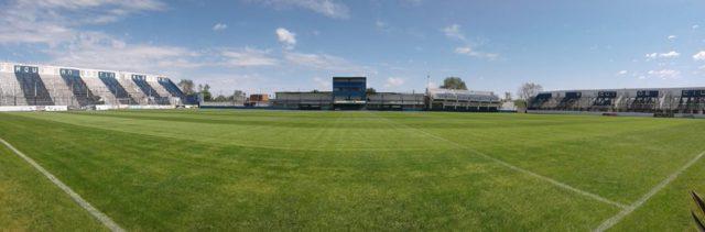 estadio Deportivo Merlo plateas