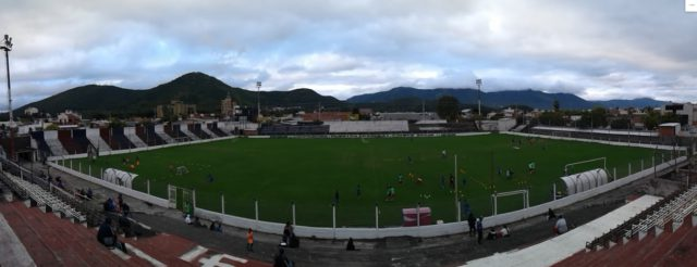 estadio Fray Honorato Pistoia Salta