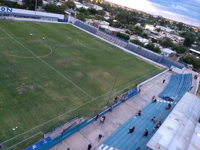 Unión Villa Krause tribunas
