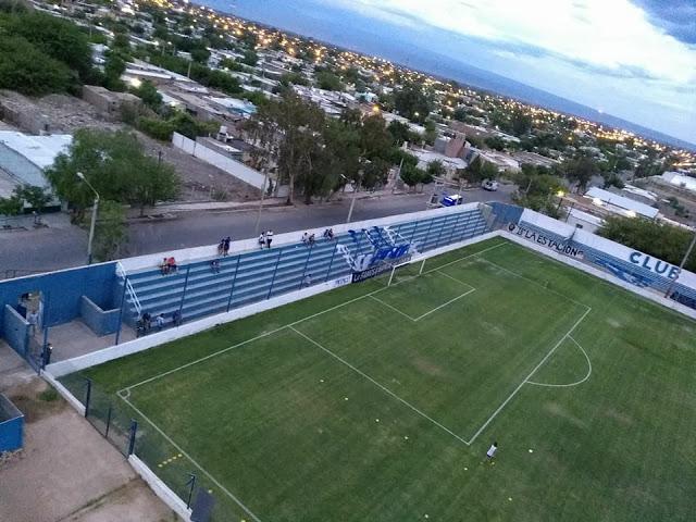 estadio 12 de Ocubre Villa Krause