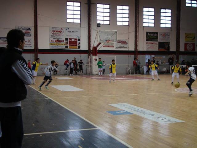 Estadio basquet Colón Chivilcoy
