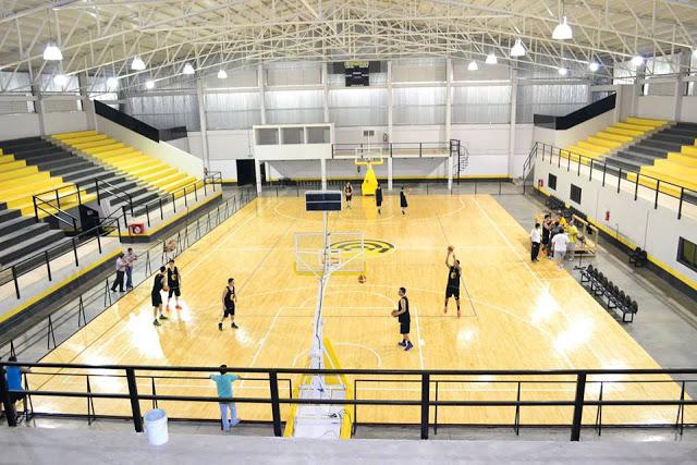 Estadio Cubierto Comunicaciones Mercedes