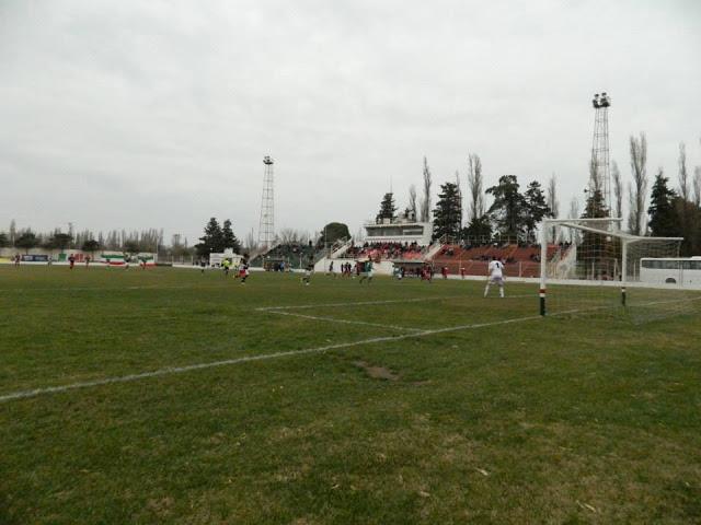 cancha de Deportivo Patagones platea3