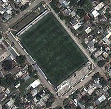cancha de Deportivo Merlo google map