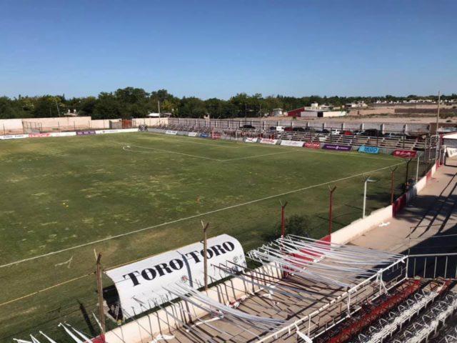 estadio Huracan Mendoza