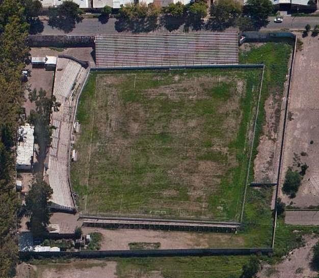 Huracán Las Heras google map