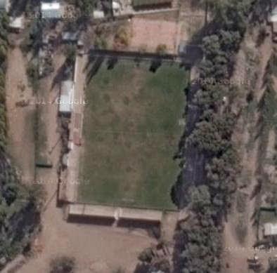 cancha de Luján Sport Club de Mendoza google map