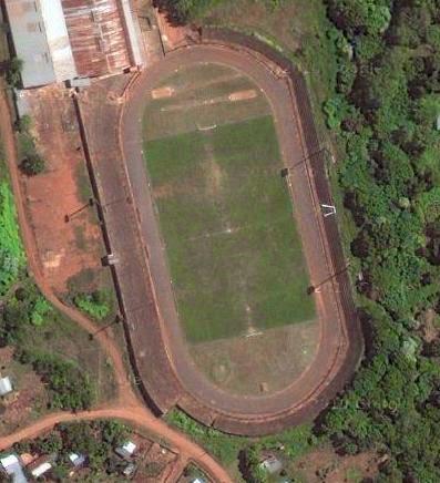 """Estadio """"Lobo"""" Fischer google map"""