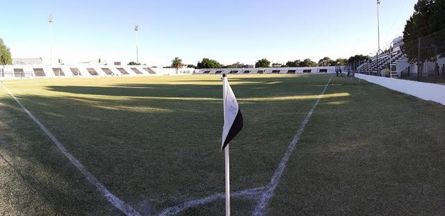 Estadio de Sport Club Pacífico de General Alvear panoramica