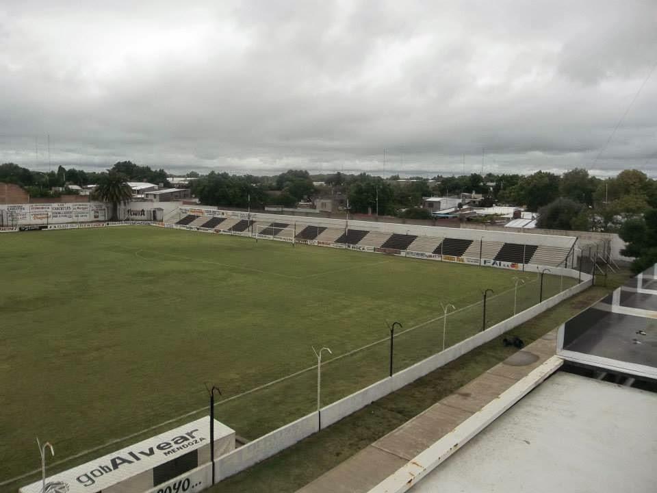 Estadio de Sport Club Pacífico de General Alvear2