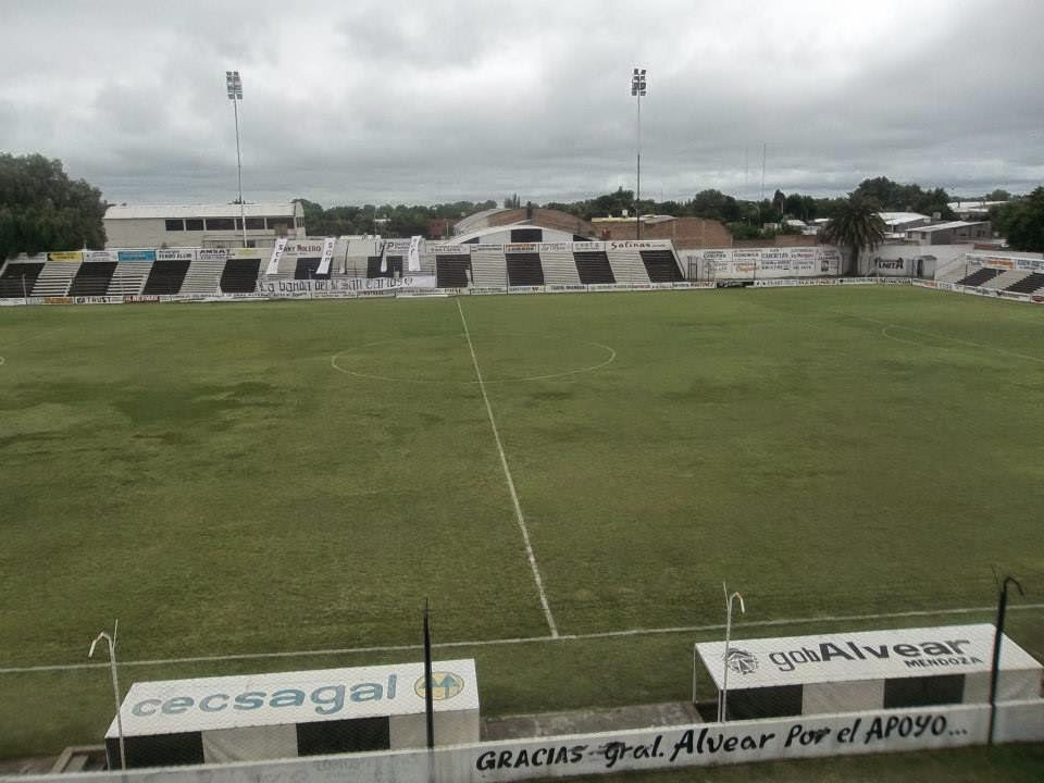 Estadio de Sport Club Pacífico de General Alvear3