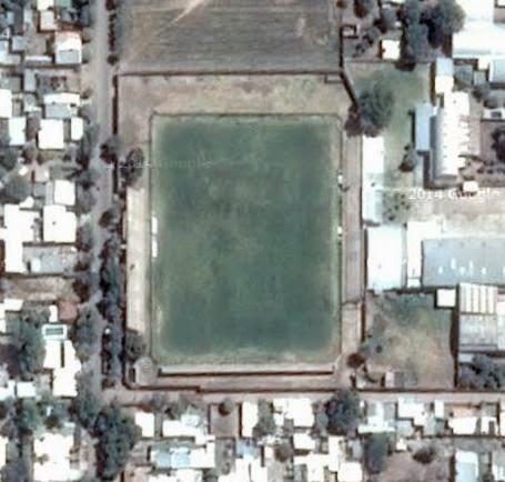 Estadio de Sport Club Pacífico de General Alvear google map