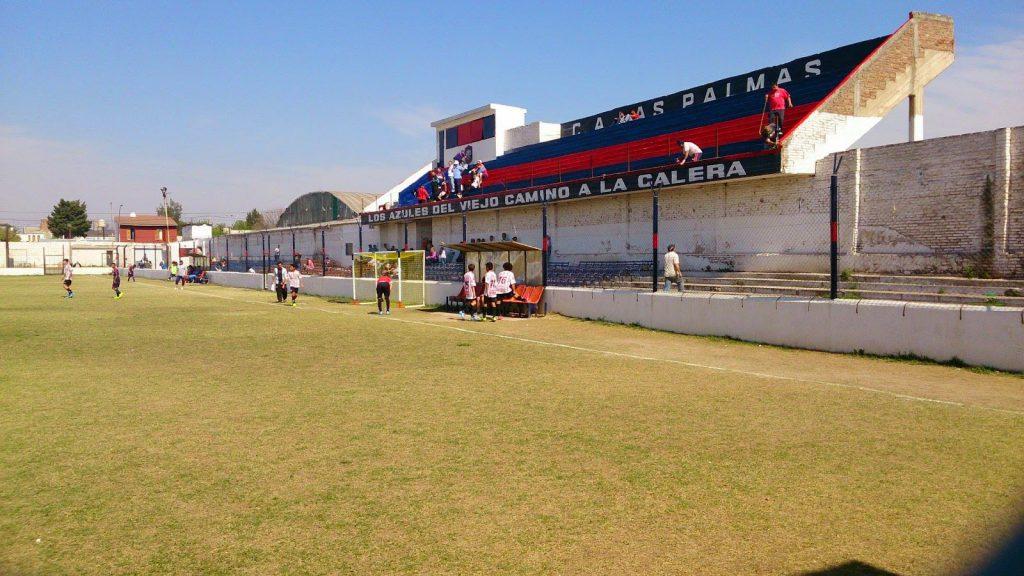 Estadio Las Palmas platea