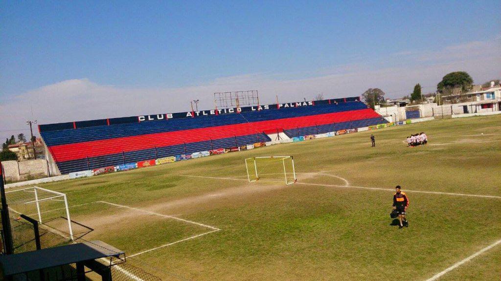Estadio Las Palmas tribuna