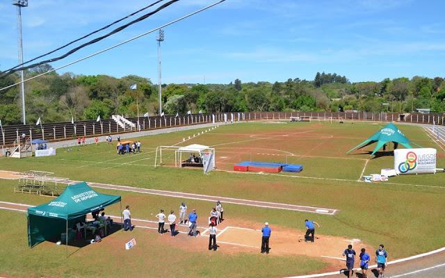 Estadio Lobo Fischer Obera