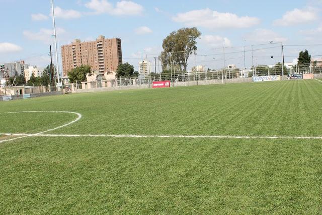 Estadio de Villa María tribuna2